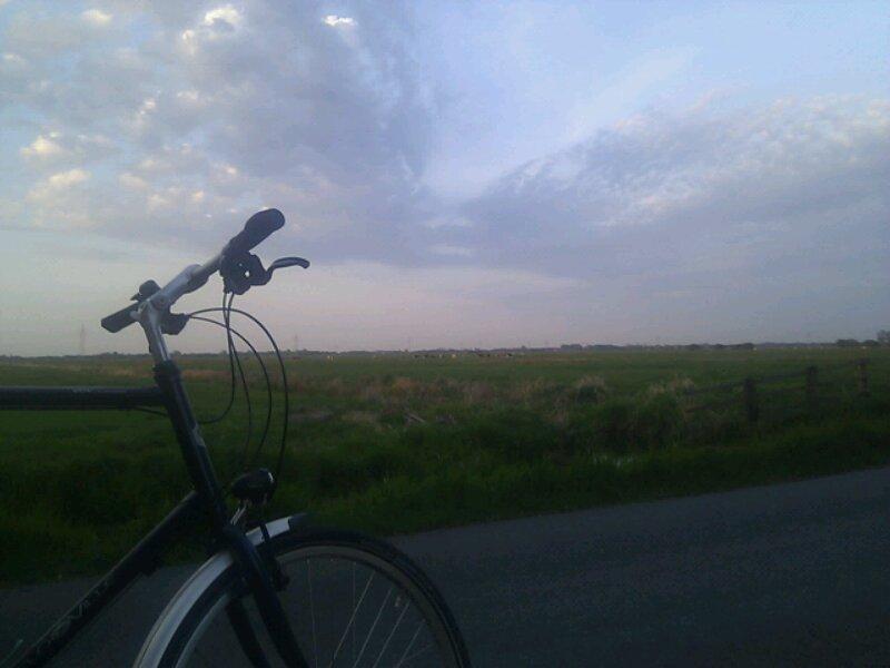 Radtour Blockland