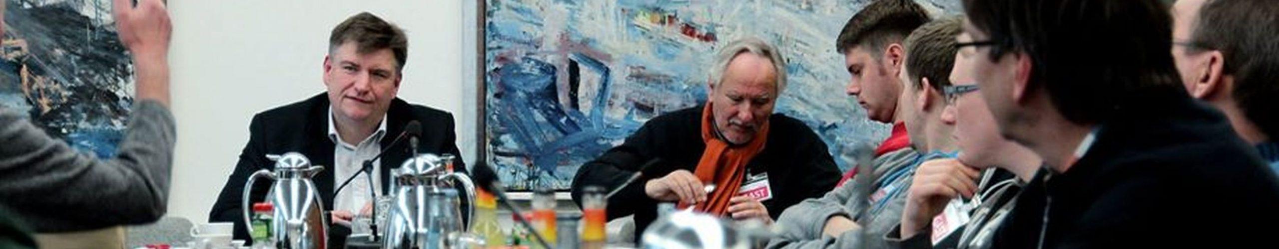 Rainer Hamann, MdBB